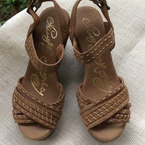 Naughty Monkey Heeled Sandals